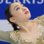紀平梨花 四大陸選手権2020 フリー演技 (解説:スペイン語)