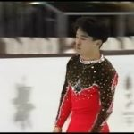 鍵山正和 アルベールビルオリンピック1992 フリー演技 (解説:日本語)