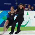 【動画フルVer.】2010年バンクーバーオリンピック アイスダンス・コンパルソリーダンス演技 (解説:なし)