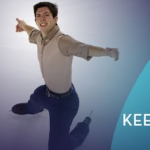 キーガン・メッシング スケートアメリカ2020 ショート演技 (解説:英語)