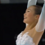 オードリー・シン  スケートアメリカ2020 ショート演技 (解説:スペイン語)