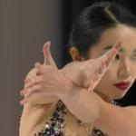 カレン・チェン  スケートアメリカ2020 ショート演技 (解説:スペイン語)