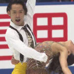 村元哉中&高橋大輔 NHK杯2020 リズムダンス演技 (解説:日本語)