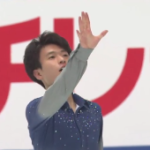本田ルーカス剛史 NHK杯2020 ショート演技 (解説:日本語)