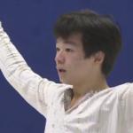 鍵山優真 NHK杯2020 ショート演技 (解説:日本語)