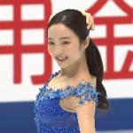 本田真凜 NHK杯2020 フリー演技 (解説:スペイン語)
