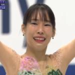 三原舞依 NHK杯2020 フリー演技 (解説:スペイン語)