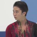友野一希 NHK杯2020 フリー演技 (解説:日本語)
