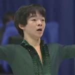 鍵山優真 NHK杯2020 フリー演技 (解説:日本語)