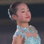 島田麻央 NHK杯2020 エキシビション演技 (解説:日本語)