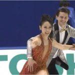 小松原美里&ティモシー・コレト NHK杯2020 リズムダンス演技 (解説:日本語)