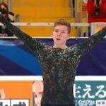 アンドレイ・モザレフ ロステレコム杯2020 フリー演技 (解説:ロシア語)