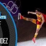 ハビエル・フェルナンデス オリンピック全演技「All Yuzuru Hanyu's Olympic Routines 」 (2021/1/14)