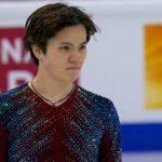 宇野昌磨 世界選手権2021 ショート演技 (解説:なし)
