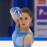 カミラ・ワリエワ ロシア杯ファイナル2021 ショート演技 (解説:ロシア語)