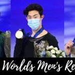 世界選手権2021のおさらい 男子編 TSL、朝日新聞社、CBC  (2021/3/27~29)