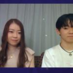 紀平梨花&鍵山優真 ISUスケーティング賞2021インタビュー (2021/7/15)