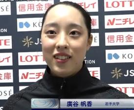 全日本選手権への道 東北・北海道選手権2021 インタビュー (2021/10/7)