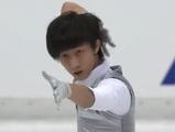 ウェイン鍾穎彦 JGPメ~テレ杯2014