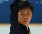 宇野昌磨 全日本ジュニア選手権2014