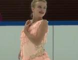エミー・ペルトネン JGPクールシュヴェル2014