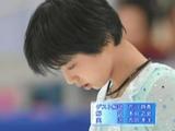 羽生結弦 全日本選手権2008