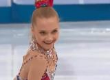 エレーナ・ラジオノワ ロシア選手権2014