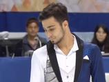 イヴァン・リギーニ NHK杯2014