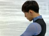 キム・ジンソ 四大陸選手権2015