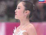 木原万莉子 NHK杯2015