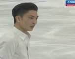 閻涵[エン・カン] (Han YAN) 中国杯2014