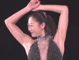 長洲未来[ミライ・ナガス] NHK杯2015