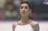ヴァレンティーナ・マルケイ NHK杯2013