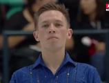 グラント・ホッホスタイン スケートカナダ2016