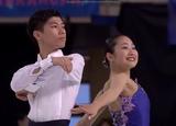 深瀬理香子&立野在 世界ジュニア選手権2016