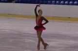 Alexandra PROKLOVA JGPコシツェ