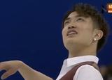 閻涵[エン・カン] 世界選手権2015