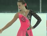 Lizaveta AVSIUKEVICH JGPリュブリャナ杯2014