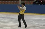 キム・ジンソ JGPリガ杯2013