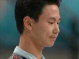 デニス・テン スケートアメリカ2014
