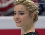 アレキサンドラ・ゴロフキナ 世界選手権2016