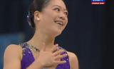 鈴木明子 スケートカナダ2013