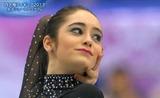 ケイトリン・オズモンド 四大陸選手権2013