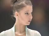 マリア・ソツコワ 世界ジュニア選手権2015