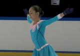 エフゲニア・メドベデワ JGPクールシュヴェル2014