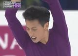 ジェレミー・テン 世界選手権2015