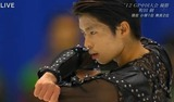 町田樹 全日本選手権2012