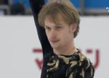 セルゲイ・ボロノフ グランプリファイナル2014