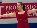 レイナ・ハムイ 四大陸選手権2015