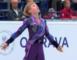 ダニイル・ベルナディネア JGPチェコスケート2014